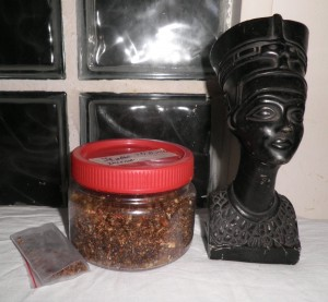 Authentic Kyphi Incense
