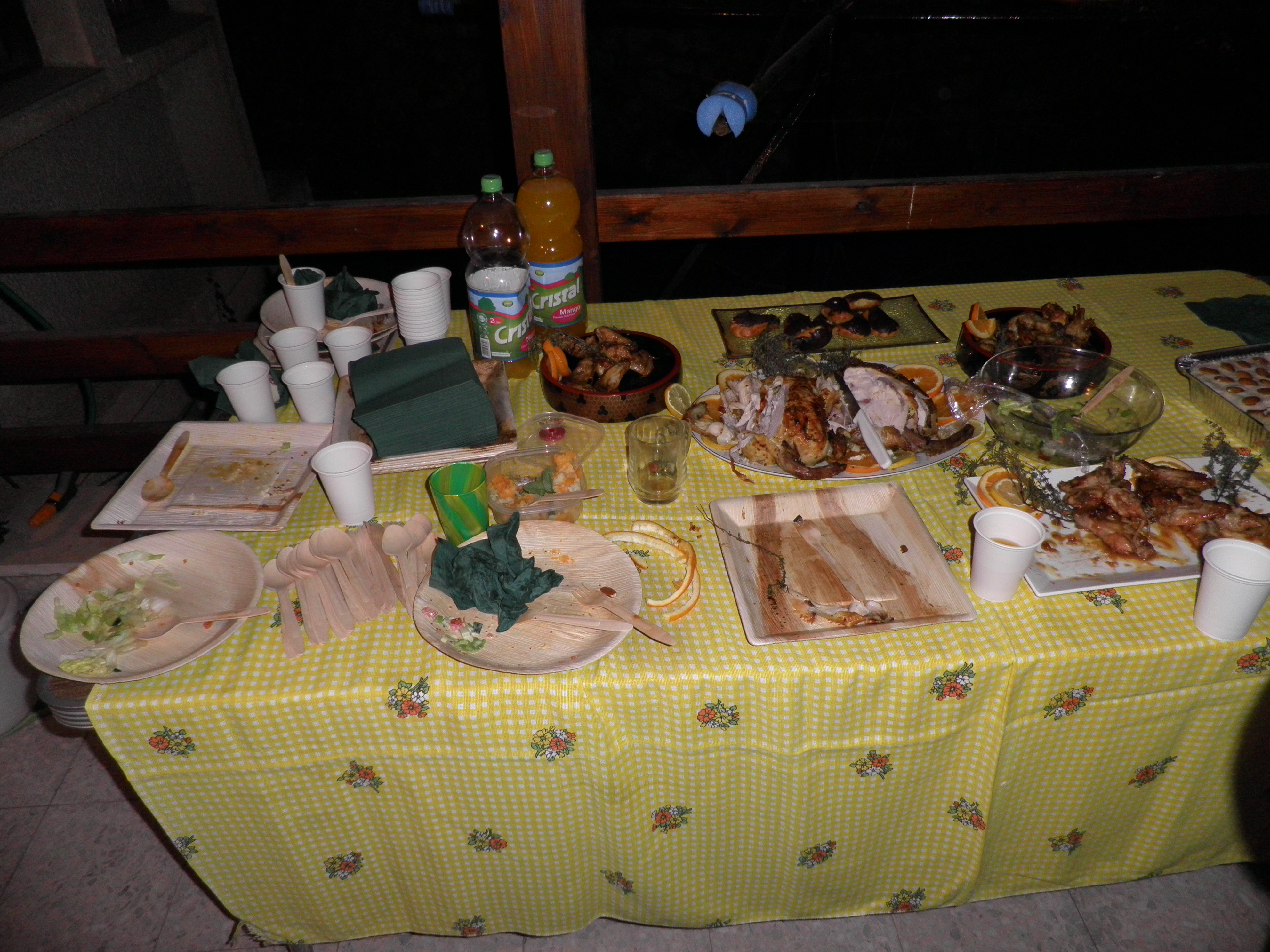Ebbo for Oshun, March 25, 2012
